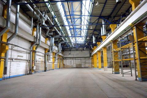 Климовск сдаю для производства 1200 м2
