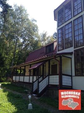 Шикарный дом в Клязьме+15 соток.
