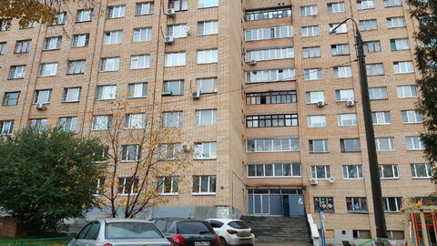 Комната 11,8 кв.м, 9/9 эт. Климовск, ул. Школьная, д.10.