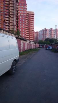 Приватизированный гараж