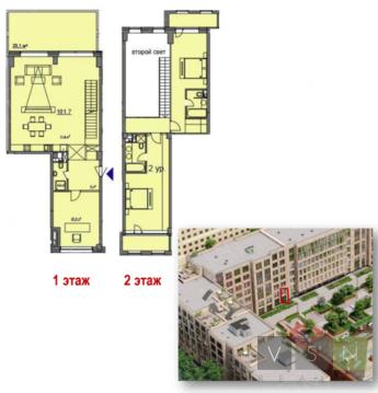 4-комнатная квартира, 248 кв.м., в ЖК Wine House