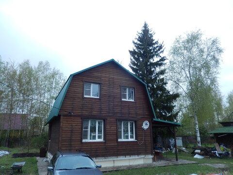 Дача 90 кв.м. в Электрогорске