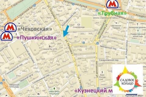 Окружение Уникальное место—престижный район и локация. Историческ
