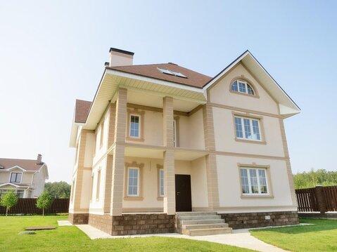 3-этажный дом 392 м2 (кирпич) на участке 15 сот, Калужское шоссе, 27