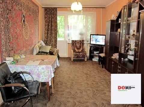Трехкомнатная квартира в городе Егорьевск, 2 микрорайон