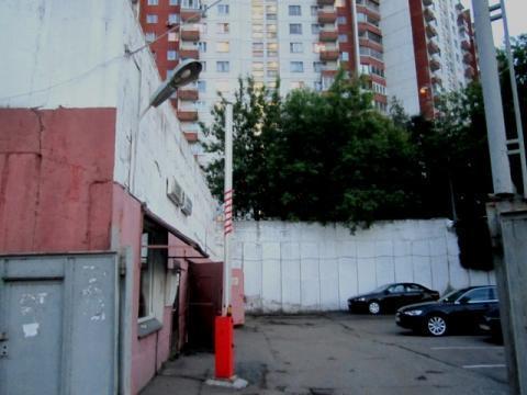 Гараж ж/б в Москве Ленинский пр. 123б ГСК