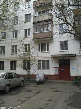 Продаётся 1 к.кв. рядом с метро Сходненская