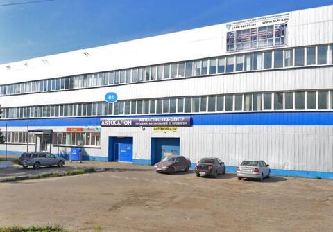 Торгово-производственный складской комплекс 16 500 м2. в Воскресенске.
