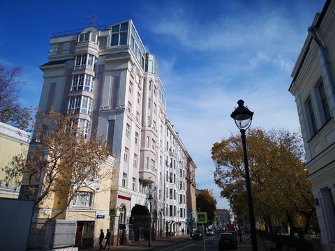 Продается 4-х комн. квартира 223 кв.м. на Малой Никитской улице