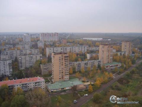 Большая 3к квартира недалеко от центра Воскресенска