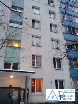 Продается трехкомнатная квартира в пешей доступности от метро