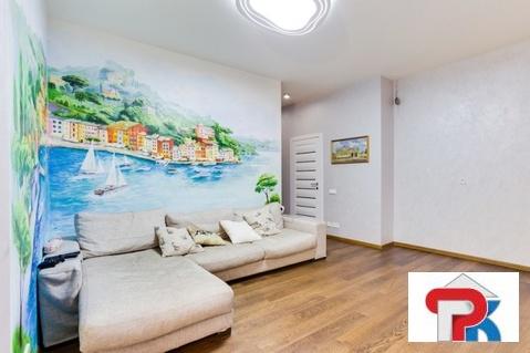 4-комнатная квартира, 122 кв.м., в ЖК «Обыкновенное чудо»