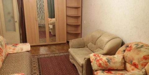 Однокомнатная квартира в кирпичном доме.