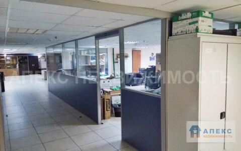 Аренда офиса 349 м2 м. Савеловская в бизнес-центре класса В в .