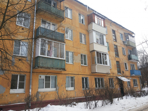 Продажа квартиры, Подольск, Ул. Пионерская