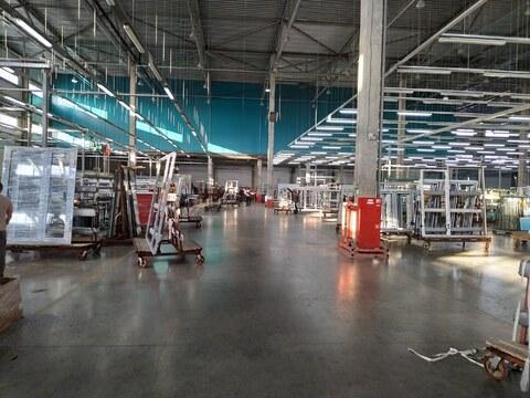 Производственно-складской комплекс класса А 10416 кв.м.