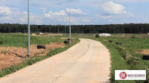 Участок 15.5 сот, земли поселений (ИЖС), Киевское шоссе, 25 км