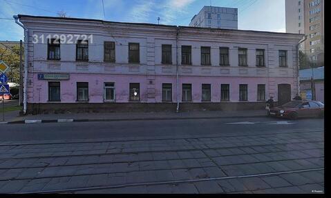 Псн 20 кв. -уб и 22 кв.м. -уб м на Б. Андроньевской, 7