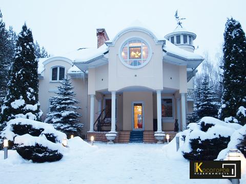 Возьми в аренду дом с выходом к реке в коттеджном поселке Белый берег