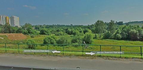 Пром. участок 7,11 Га в 4 км по трассе м-4 на въезде в г.Видное