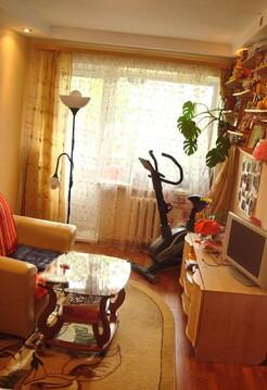 Однокомнатная квартира на 3-ем этаже