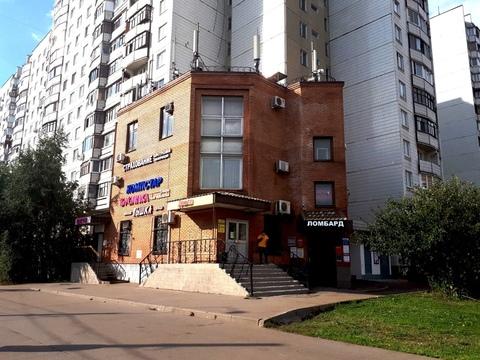 Сдам торговое помещение Зеленоград к.1546а