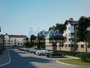 Новостройка, дом сдан, квартиры с отделкой, высокий первый этаж, моноли