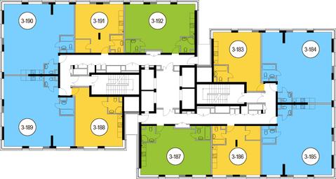 Москва, 3-х комнатная квартира, Головинское ш. д.10, 15016500 руб.