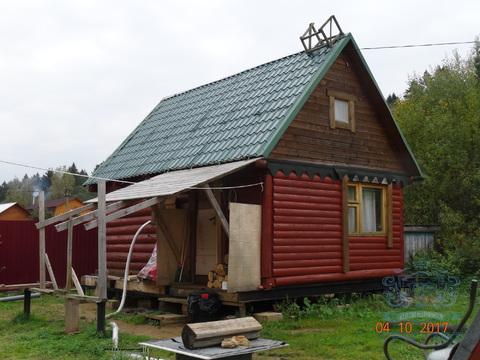 """Дача 50 кв.м. в СНТ """" Луч """"."""