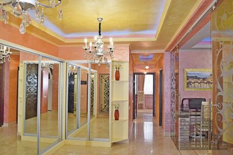 Трехкомнатная квартира в доме бизнес-класса на Вавилова