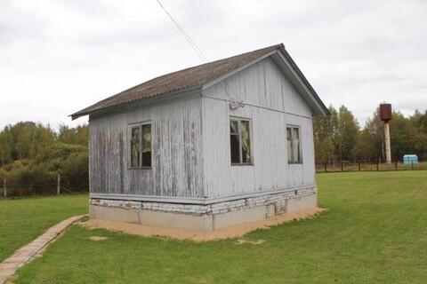 Дом в деревне Сенькино