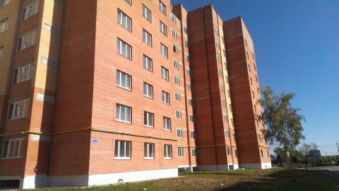 2х ком кв 76м 6мкр д5 8/9к новый дом без отделки заселён собственность