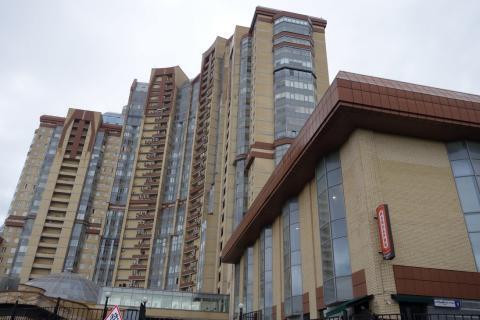 """4-комнатная квартира, 170 кв.м., в ЖК """"Воронцовские Пруды"""",""""Воронцово"""""""