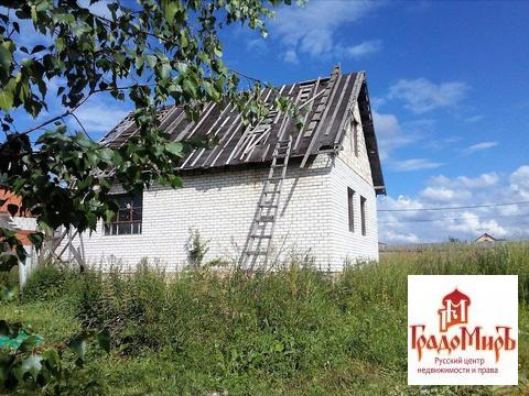 Дом на участке 12 соток в г.Сергиев посад