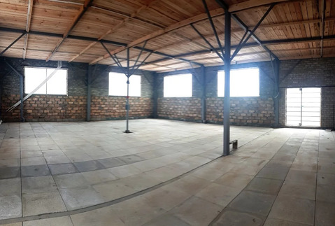 Новое помещение 220 кв.м.