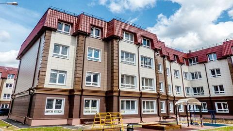 3-комнатная квартира, 72 кв.м., в ЖК «Валентиновка парк»