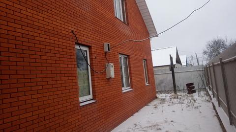 Продается новый дом в пгт Тучково Рузский район
