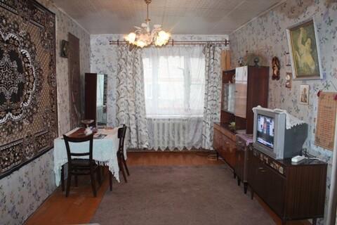 Трехкомнатная квартира в селе Середниково