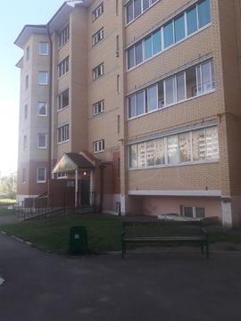 1 к. квартира улучшенной планировки в новом доме.