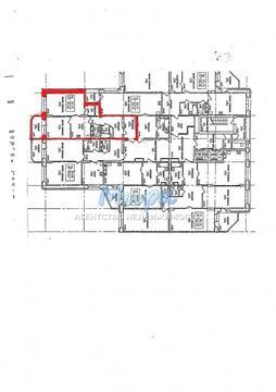 Продается просторная 2-х комнатная квартира общей площадью 75,45 кв.м