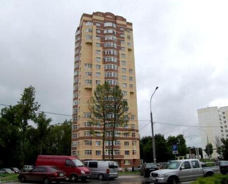 2-комнатная квартира в центре Зеленограда
