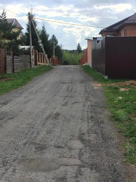 Земельный участок ул. Богатырская