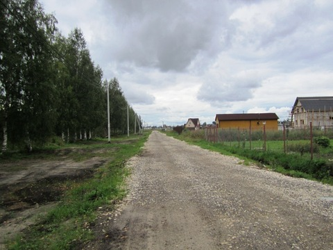 Земельные участки от 7 соток в активно развивающемся Коттеджном поселк