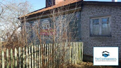 Дом с газом в деревне на Можайском водохранилище
