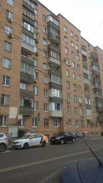 2-комнатная квартира в Москве ЦАО м. Бауманская