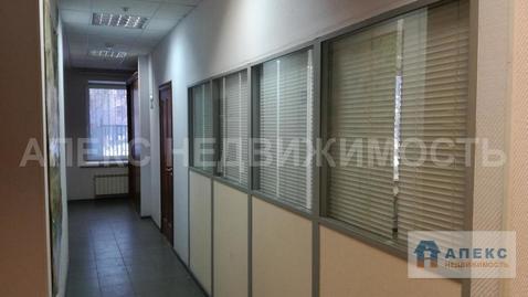 Аренда офиса 150 м2 м. Октябрьское поле в административном здании в .