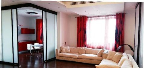 Продаётся видовая 3-х комнатная квартира в доме бизнес класса.