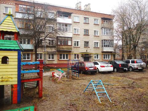1-к квартира в центре г. Серпухов, ул. Горького, д. 14 (Подмосковье)