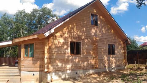 Семхоз. Новый дом для постоянного проживания.Ярославское шоссе 59 км