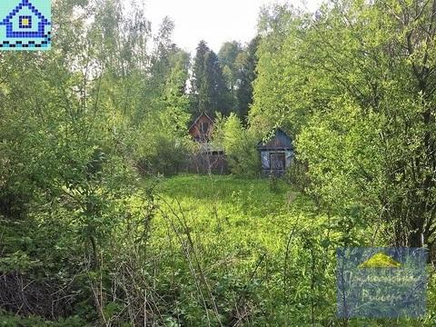 Недорогой участок в СНТ в окружении леса